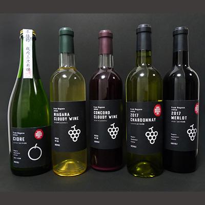 長野県産・ワイン